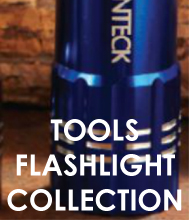 tool flashlight collection