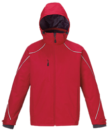 ash city angle 3-in-1 jacket