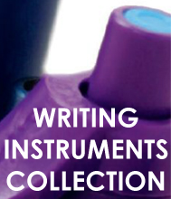 writing instruments collection