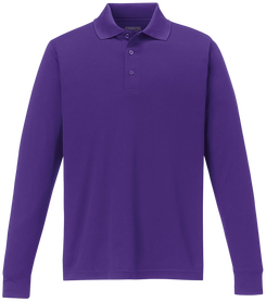 Pinnacle Long Sleeve Polo