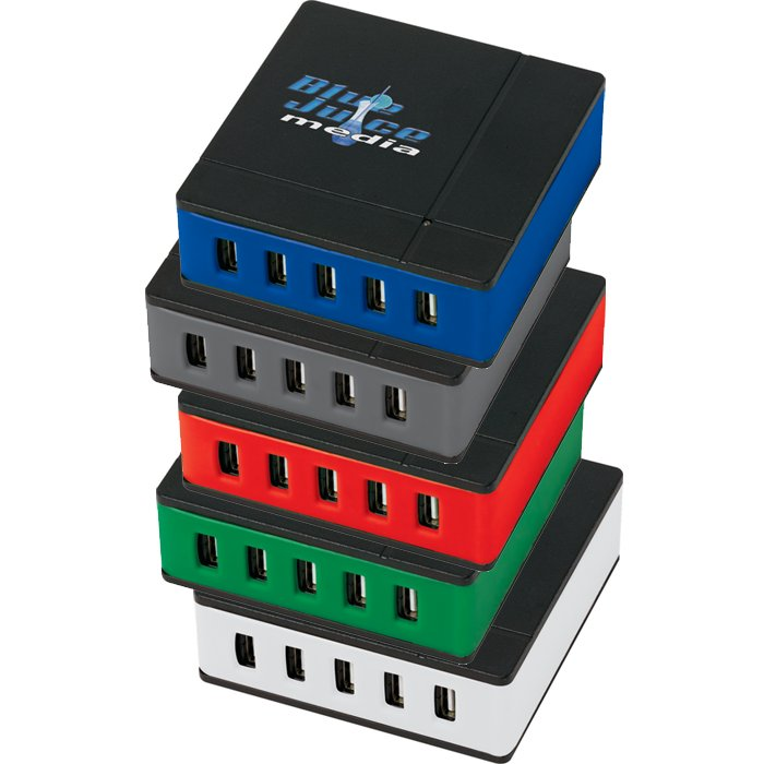 5-Port Charger
