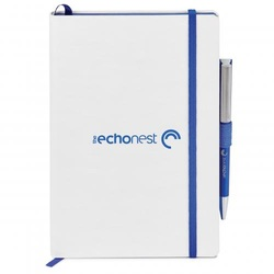Hard Cover Journal Combo blue