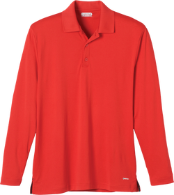 Brecon Long Sleeve Polo